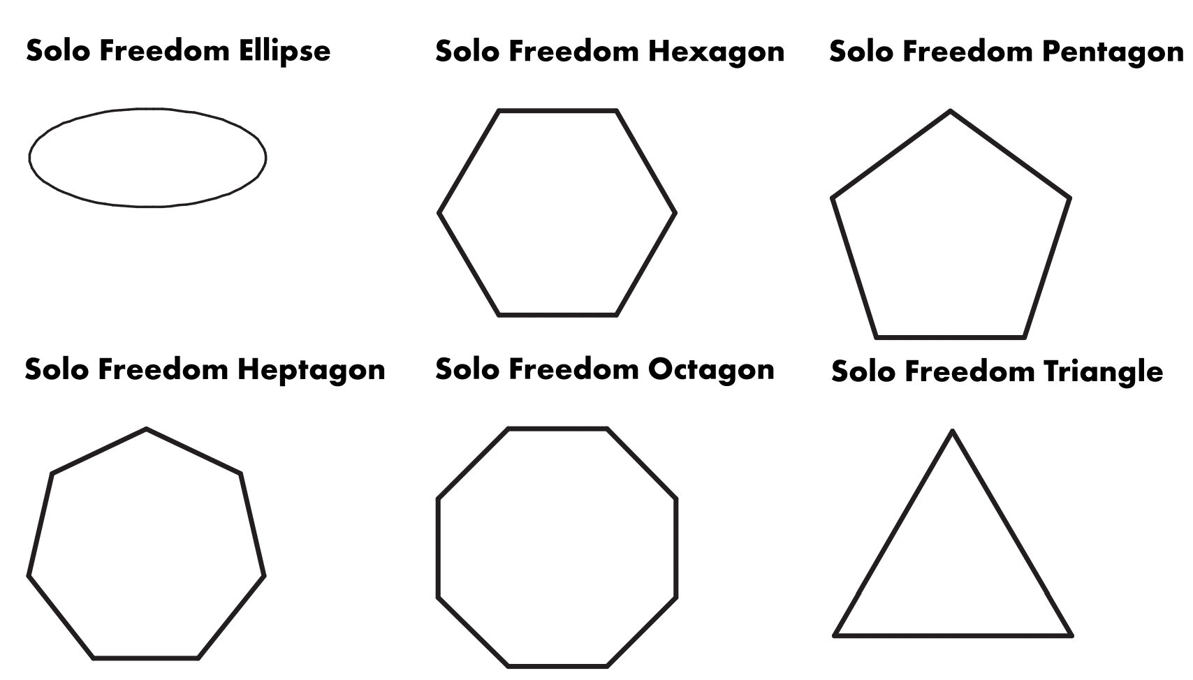 Ecophon Solo Freedom forms